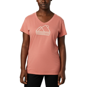 Columbia Plus Size Solar Shield Graphic Tee