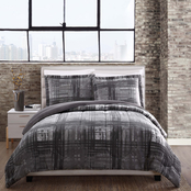 Style 212 Camden Plaid Twin Comforter Set
