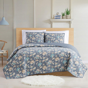 Cottage Classics Florence 3 pc. Quilt Set