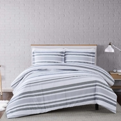 Truly Soft Curtis Stripe Duvet Cover Set