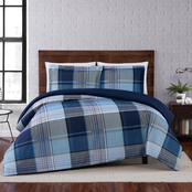 Truly Soft Trey Full/Queen 3 pc. Duvet Cover Set