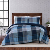 Truly Soft Trey Full/Queen 3 pc. Comforter Set