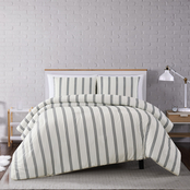 Truly Soft Millennial Stripe Full/Queen 3 pc. Comforter Set