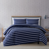 Truly Soft Maddow Stripe 3 pc. Duvet Set