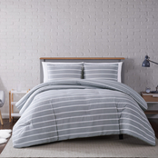 Truly Soft Maddow Stripe 3 pc. Comforter Set
