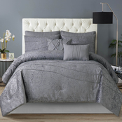 Style 212 Julienne 7 pc. Comforter Set