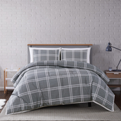 Truly Soft Leon Plaid Comforter Set