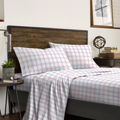 IZOD Double Plaid Sheet Set