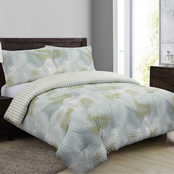 Nouvelle Home Palms Comforter Set