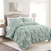 Lush Decor Bella 3 pc. Comforter Set