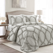 Lush Decor Riviera 3 Pc. Comforter Set