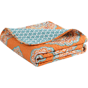 Lush Decor Harley Throw, 50 in. X 60 in.