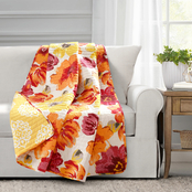 Lush Decor Leah Throw