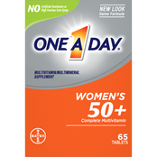 One A Day Women's 50+ Healthy Advantage Multivitamin/Multimineral Supplement 65 Pk.