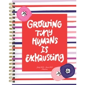 TF Publishing July 2020 to June 2021 Exhausted Mom Weekly and Monthly Planner