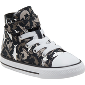 Converse Toddler Boys Chuck Taylor All Star 1V Hi Top Shoes