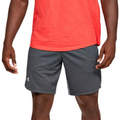 Under Armour Knit Training Shorts Black