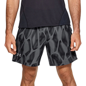 Under Armour Launch SW 7 in. Printed Shorts