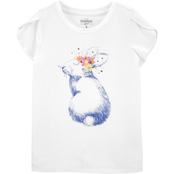 OshKosh B'gosh Little Girls Easter Tee