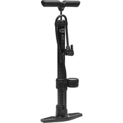 Bell Sports AirGlide 550 Floor Pump with Gauge