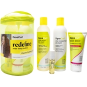 DevaCurl Redefine Your Wavy Routine Cleanse, Condition and Style Kit