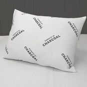 Weatherford Cushion Essence of Charcoal Jumbo Pillow