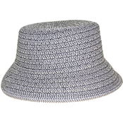 Nine West Natural Heather Split Back Microbrim Bucket Hat