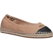 COACH Camryn Leather Espadrille Shoes