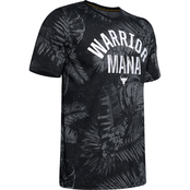 Under Armour Project Rock Aloha Camo Tee