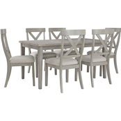 Signature Design by Ashley Parellen 7 pc. Dining Set