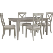 Signature Design by Ashley Parellen 5 pc. Dining Set