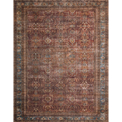 Loloi II LAY-01 Layla Collection Printed Persian Style Rug