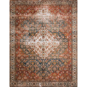 Loloi II LAY-05 Layla Collection Printed Persian Style Rug
