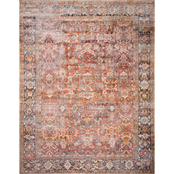 Loloi II LAY-02 Layla Collection Printed Persian Style Rug