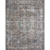 Loloi II LAY-06 Layla Collection Printed Persian Style Rug