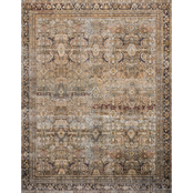 Loloi II LAY-03 Layla Collection Printed Persian Style Rug