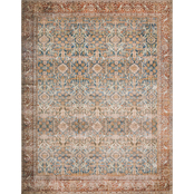 Loloi II LAY-04 Layla Collection Printed Persian Style Rug