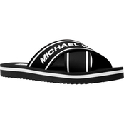 Michael Kors Women's Sparrow Slides