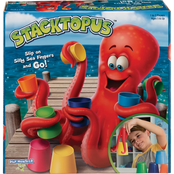 PlayMonster Stacktopus Silly Fingers Game