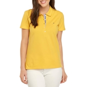 Tommy Hilfiger Solid Polo Shirt