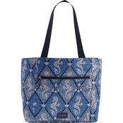 Vera Bradley ReActive Collection Seahorse Drawstring Tote