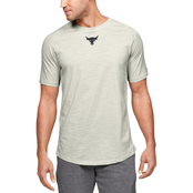 Under Armour Project Rock Charged Cotton Bull Tee