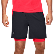 Under Armour Launch SW 2-in-1 Running Shorts