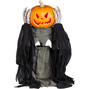 Gemmy Animated Head Lifting Pumpkin Reaper