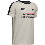 Under Armour Boys Moto Wordmark Tee