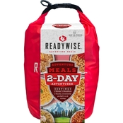 Wise 2 Day Adventure Dry Bag with Meals