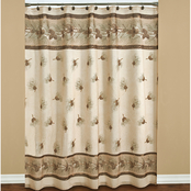 Saturday Knight Pinehaven Shower Curtain