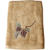 Saturday Knight LTD Pinehaven Bath Towel, Wheat