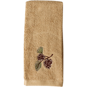Saturday Knight LTD Pinehaven Hand Towel, Wheat