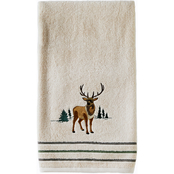 Saturday Knight LTD Home On The Range Bath Towel, Natural